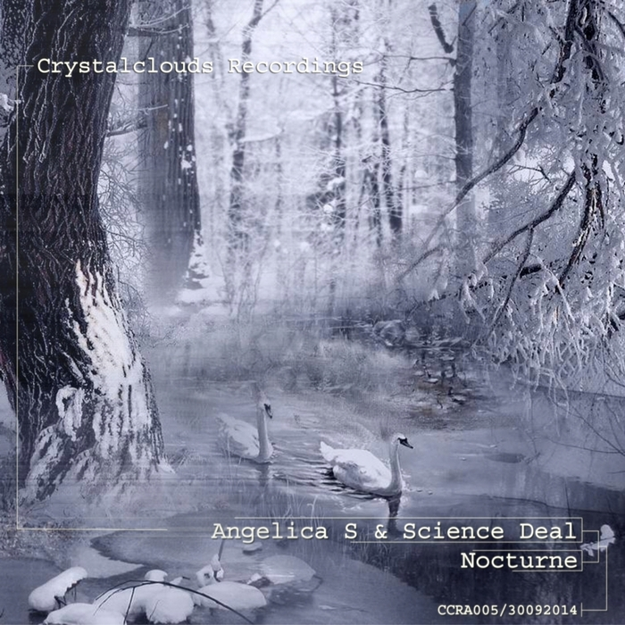 Angelica S & Science Deal - Nocturne (Artist Album)