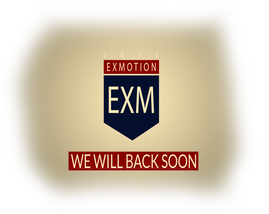 Exmotion since 2010